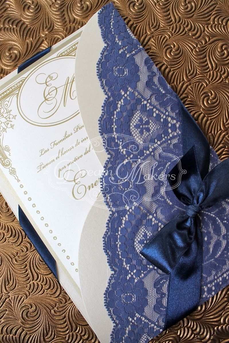 Love The Blue Lace Invitation It Would Be Perfect Would