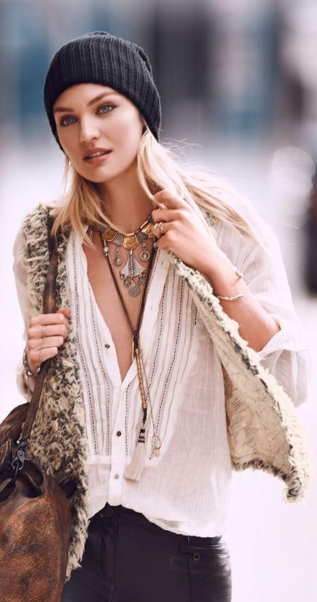 Fashion How To Wear Bohemian Style