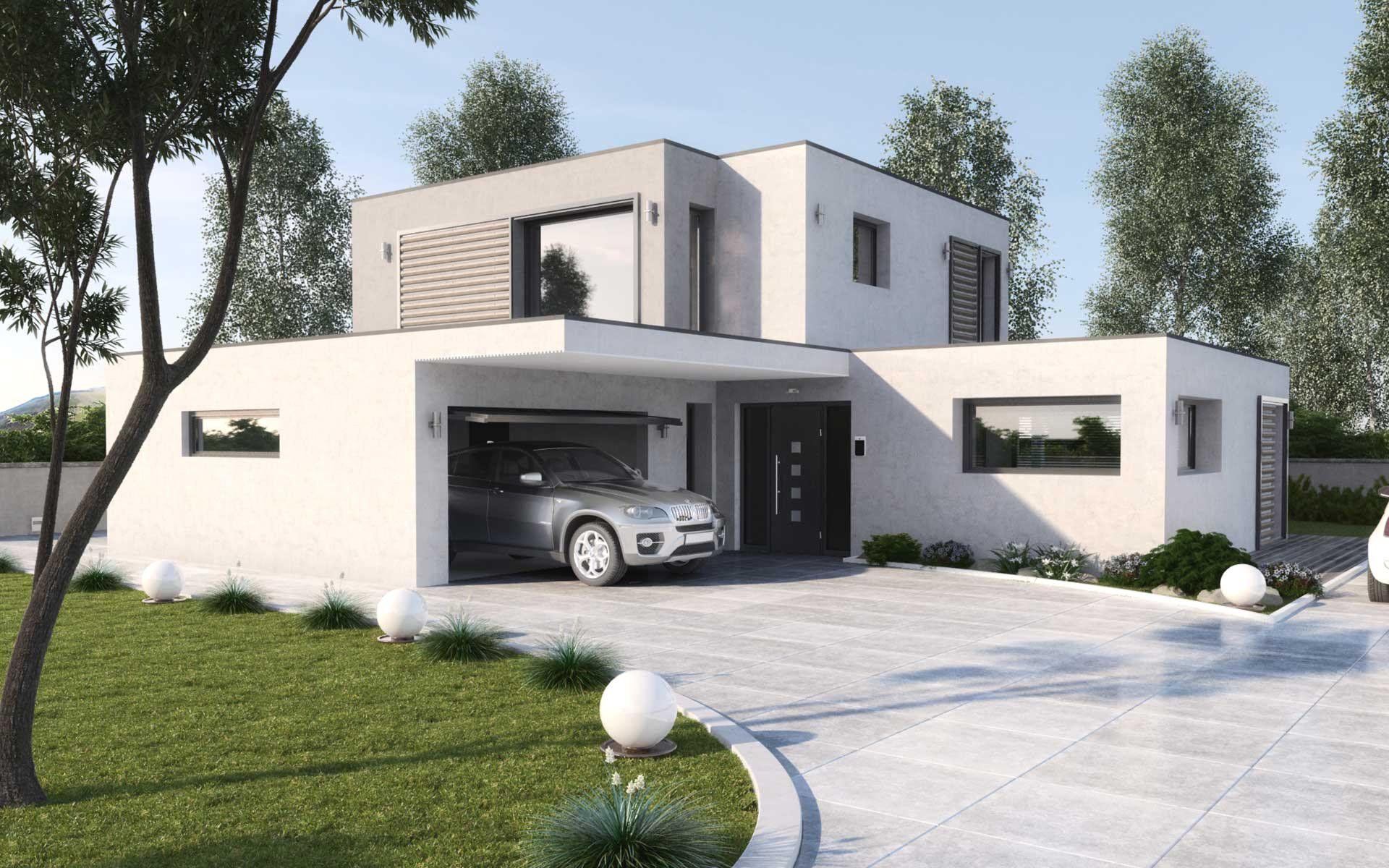 Idee Maison Sims 4 Avec Idee Construction Maison Sims 4 Avec Sims 3 Modern Moderne House Idees Et Idee Construction Haus Architektur Haus Design Fassade Haus