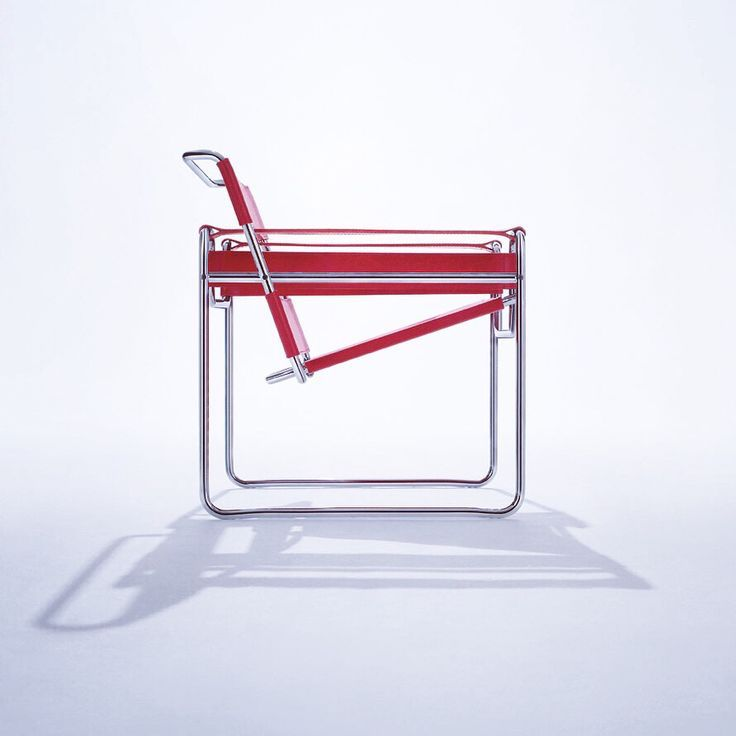 Marcel Breuer Möbel The #wassily #chair Designed By Marcel #breuer In 1926 ...