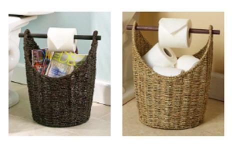 Toilet Paper Storage Basket Toilet Paper Storage Toilet Paper Dispenser Toilet Roll Basket