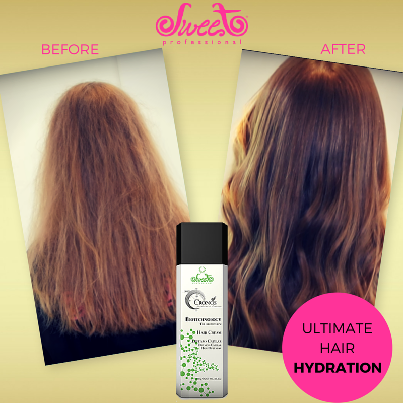 From Frizzy Dry To Smooth Healthy Hydrated Hair Our Cronos