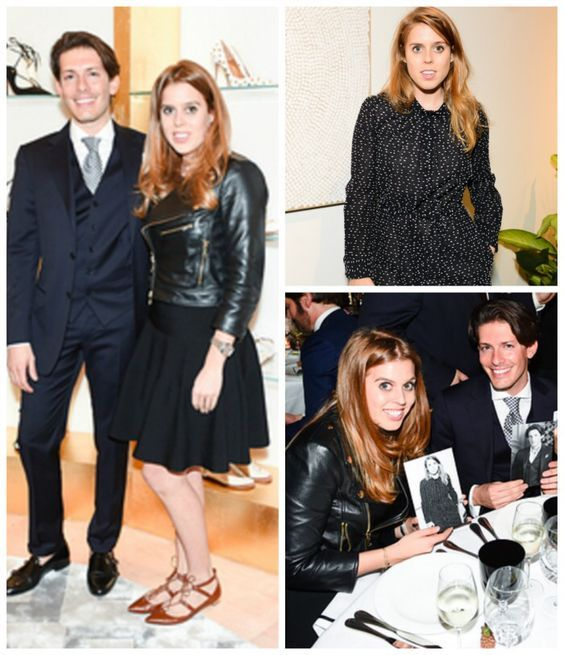 Princess Beatrice Leather Skirt: Pin By Dawn Gallick On Prince Andrew And Sarah Furgerson
