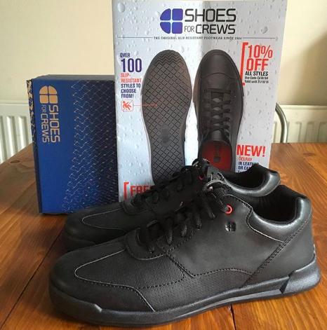 Liberty - Black / Women's   Work shoes