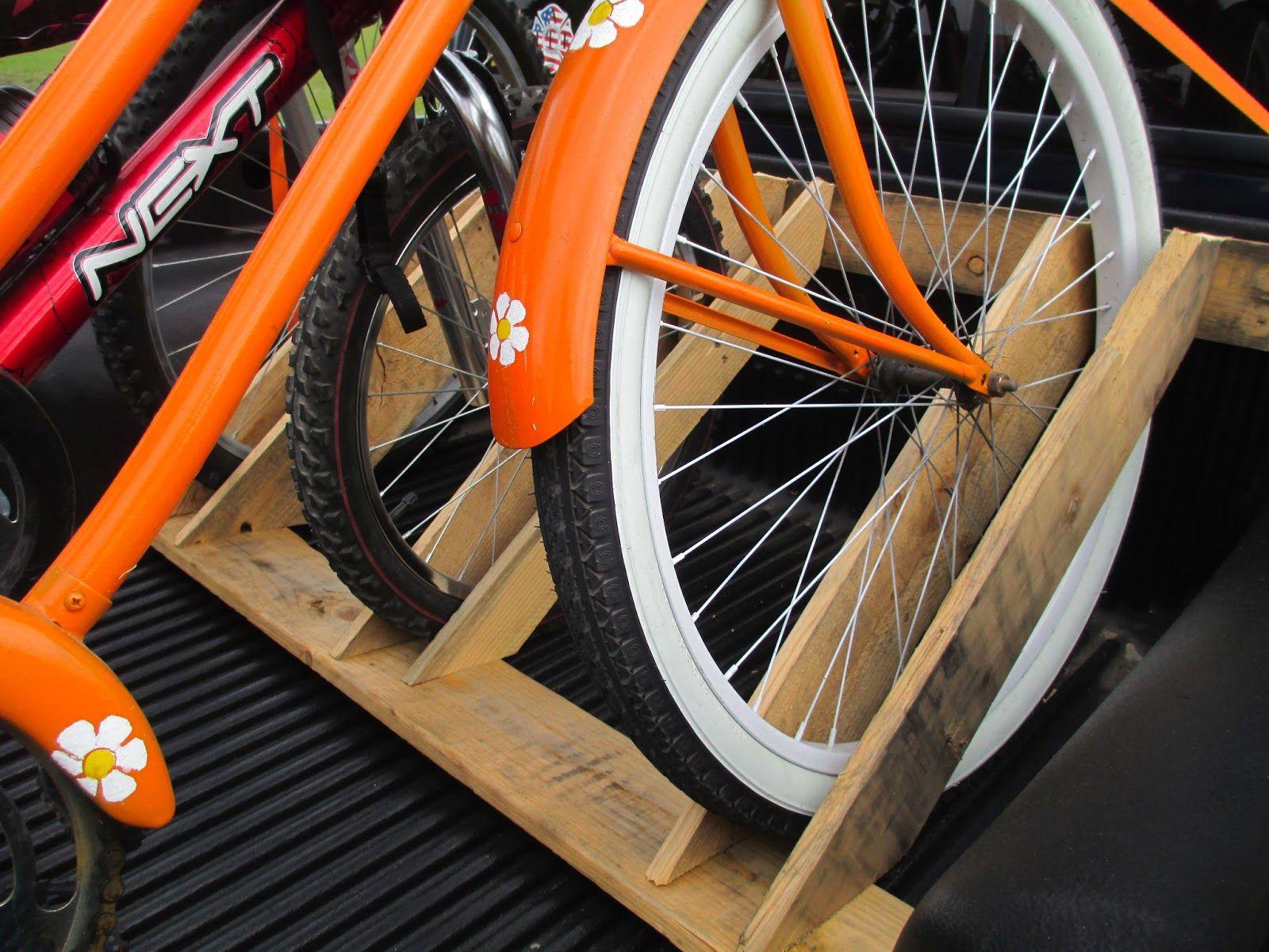 Diy bike rack for truck bed google search diy bike