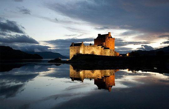 Loch Duich, Escocia