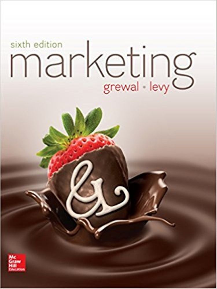 Marketing 6th Edition by Grewal and Levy ( PDF )ISBN-13: 978 ...