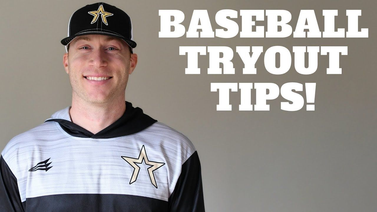 Top 5 Tips For Baseball Tryouts Support Our Page By Clicking The Link Below Https Www Patreon C In 2020 Baseball Micronized Creatine Optimum Nutrition Gold Standard