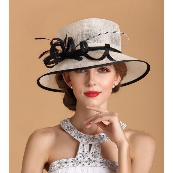 Black kentucky derby dresses hats