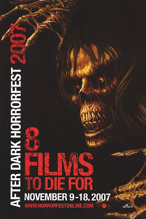 [ AFTER DARK HORRORFEST POSTER ] | Movie posters, After ...