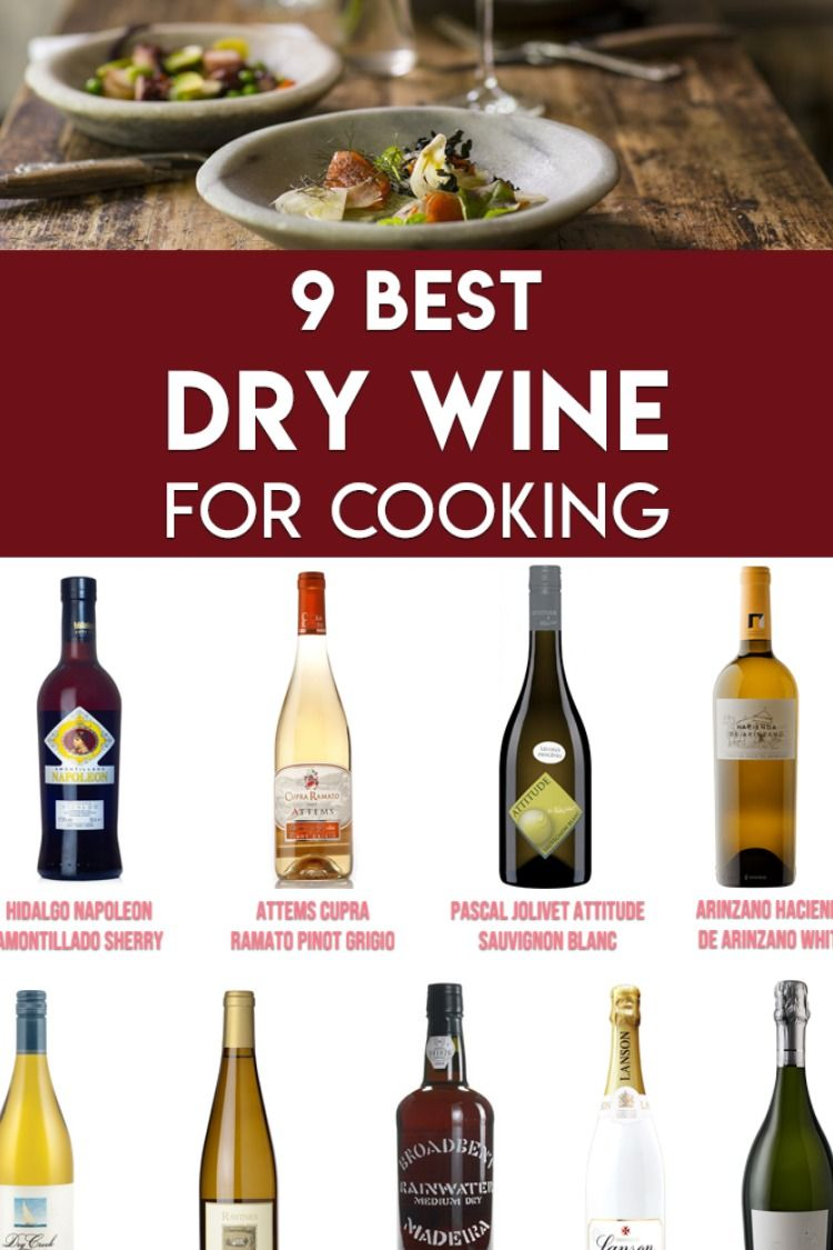 9 Best Dry White Wines For Cooking Wine Turtle Dry Wine Cooking With White Wine Cooking Wine