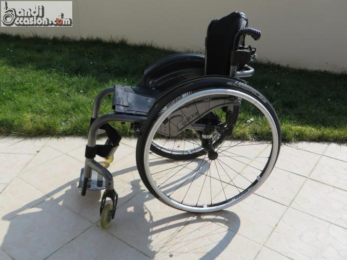 a vendre fauteuil roulant quickie helium annonces handi occasion pinterest fauteuil. Black Bedroom Furniture Sets. Home Design Ideas