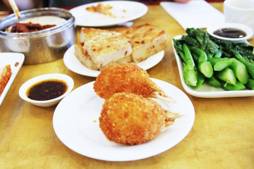 Dim Sum Mandarin Kitchen Twin Cities Minneapolis