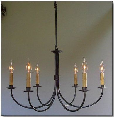 You Can T Beat Simple Love These Lines Iron Chandeliers