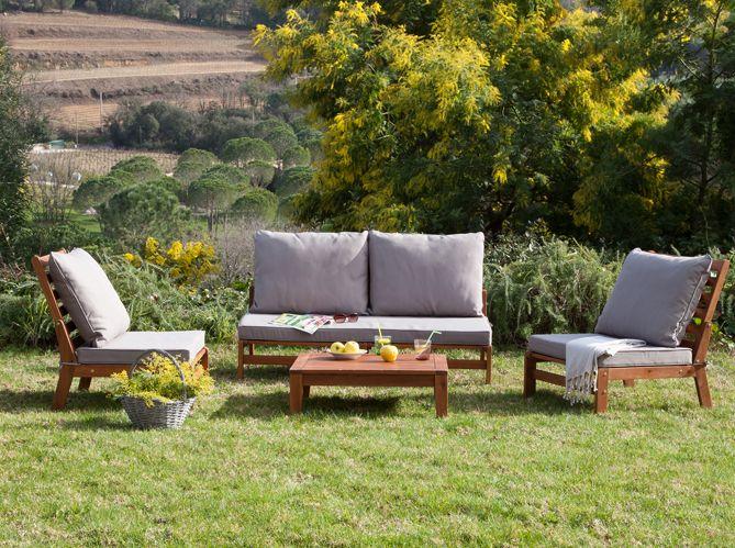 Mobilier de jardin  notre shopping estival ! terrasse Pinterest - Terrasse Suspendue Bois Prix
