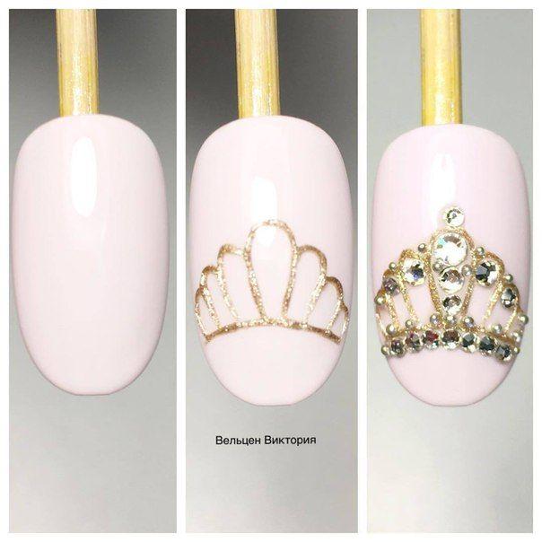 Flower Nails, Nail Art Tutorials
