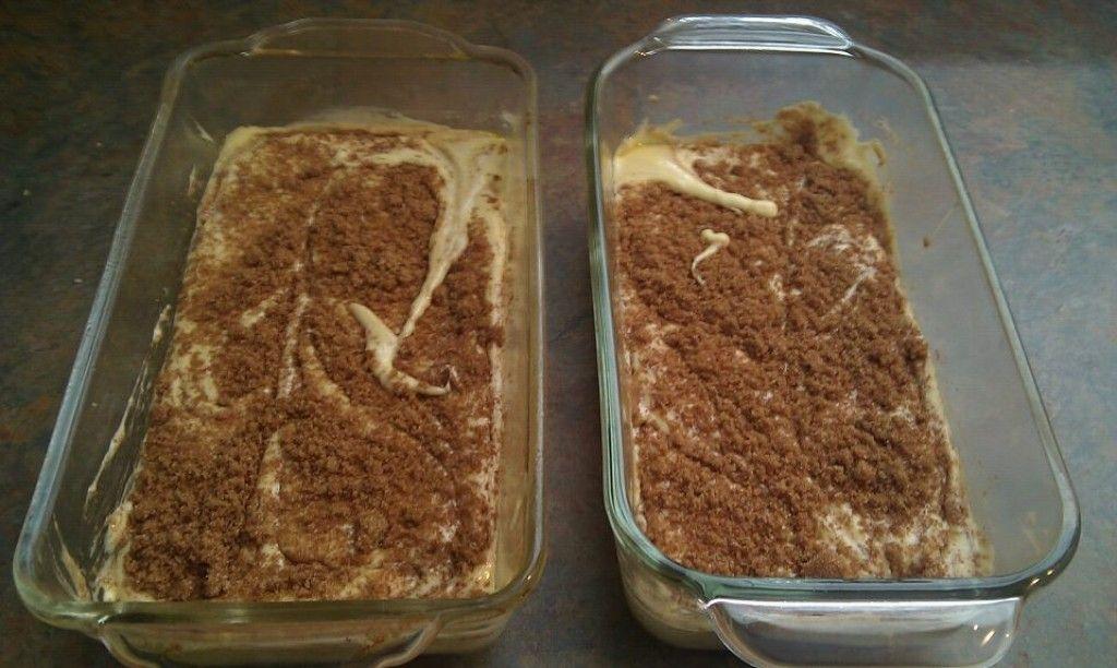 Yellow Cake Mix Cinnamon Bread Recipe Breads Cinnamon Bread