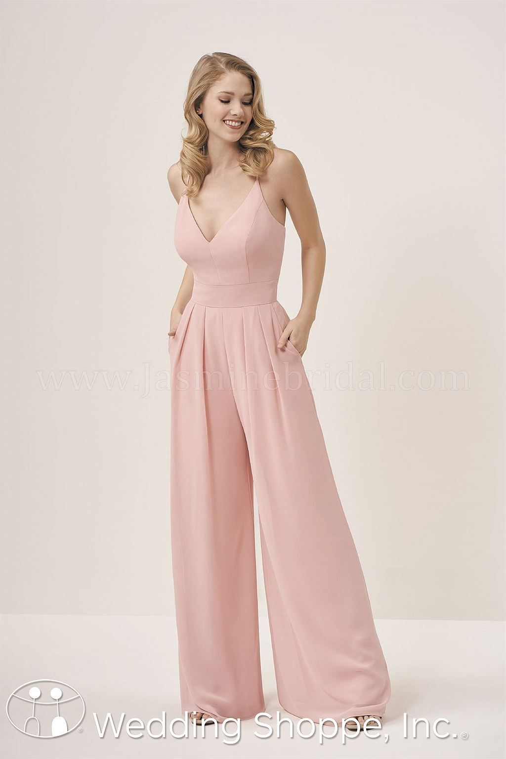 Jasmine Bridesmaid Dress P196053 | Enterizo, Mono y Vestiditos
