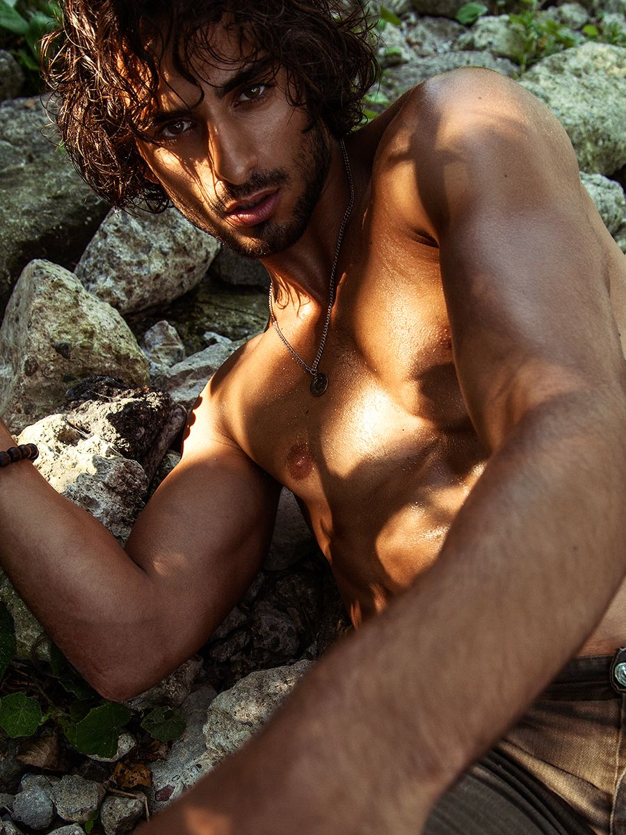 Christian Mazzilli by Lawrence Cortez