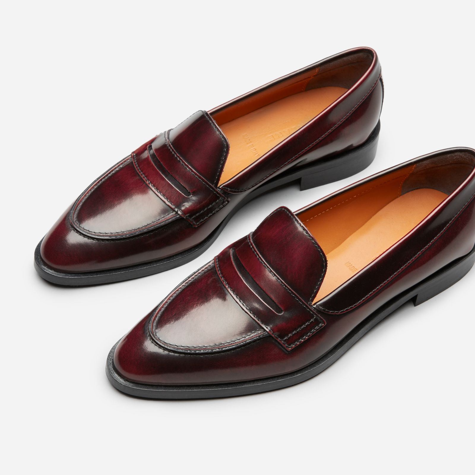 92d950c8f54 Women s Penny Loafers by Everlane in Oxblood