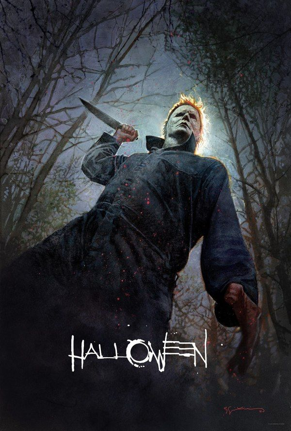 Universal Announces Two More Halloween Movies For 2020 And 2021 Halloween Movie Poster New Halloween Movie Movie Posters