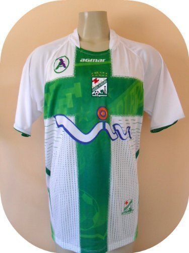 18301686be6 ORIENTE PETROLERO -BOLIVIA-SOCCER JERSEY SIZE LARGE .NEW by AGMAR. $17.95.