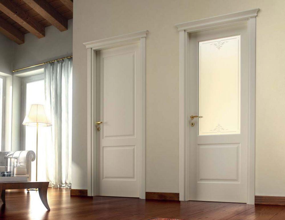 Porte In Legno Moderne : Dal ghizzi benatti dal realizza porte in legno