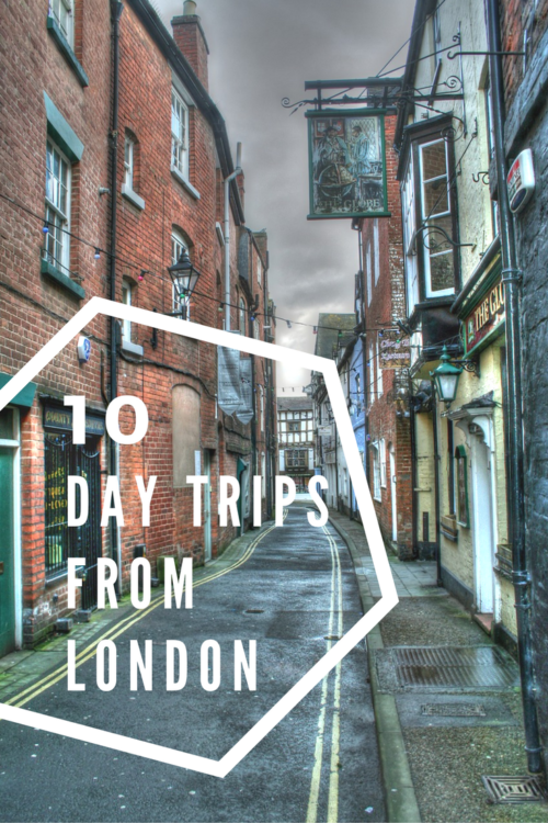Beyond London - 10 day trips from London in South England
