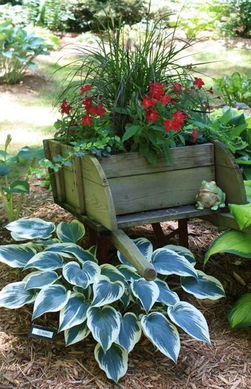 Container gardening ~ Containers Raised beds Pinterest