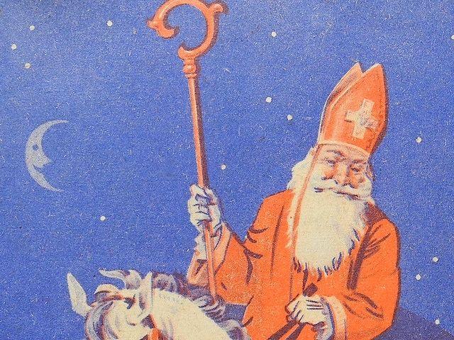 Sinterklaas, De Gruyter