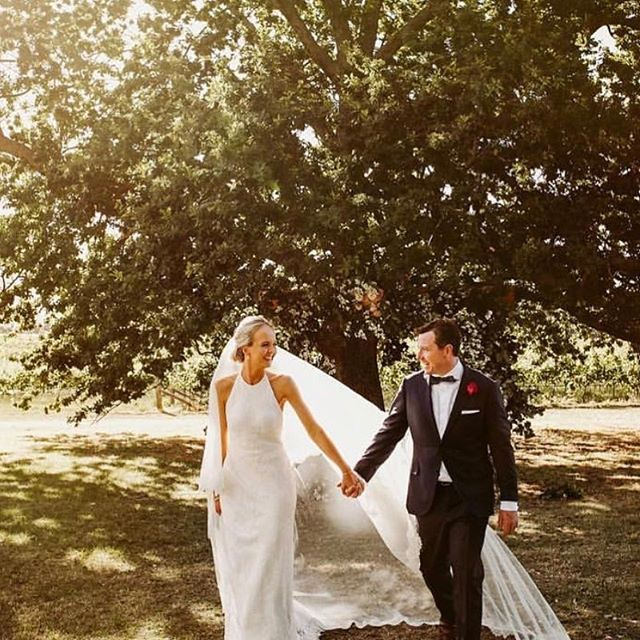 Dreaming of sunny weather and wedding season. Racine is a