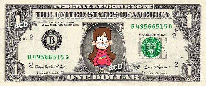 Mabel Pines Gravity Falls On A Real