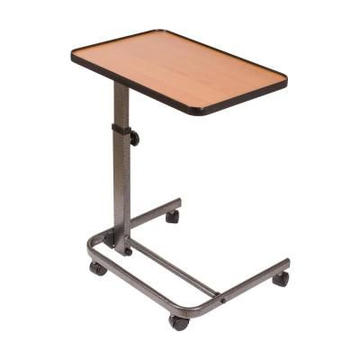 Deluxe Heavy Duty Over Bed Tilt Top Table 553 4056 0400 Overbed Table Bed Table Table