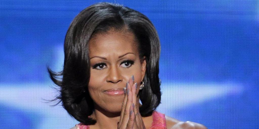 Michelle Obama porno najväčší péro vôbec Gay porno