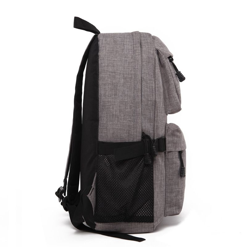 9290022d3a0d Best Price USB Unisex Design Backpack Book Bags for School Backpack Casual  Rucksack Daypack Oxford Canvas