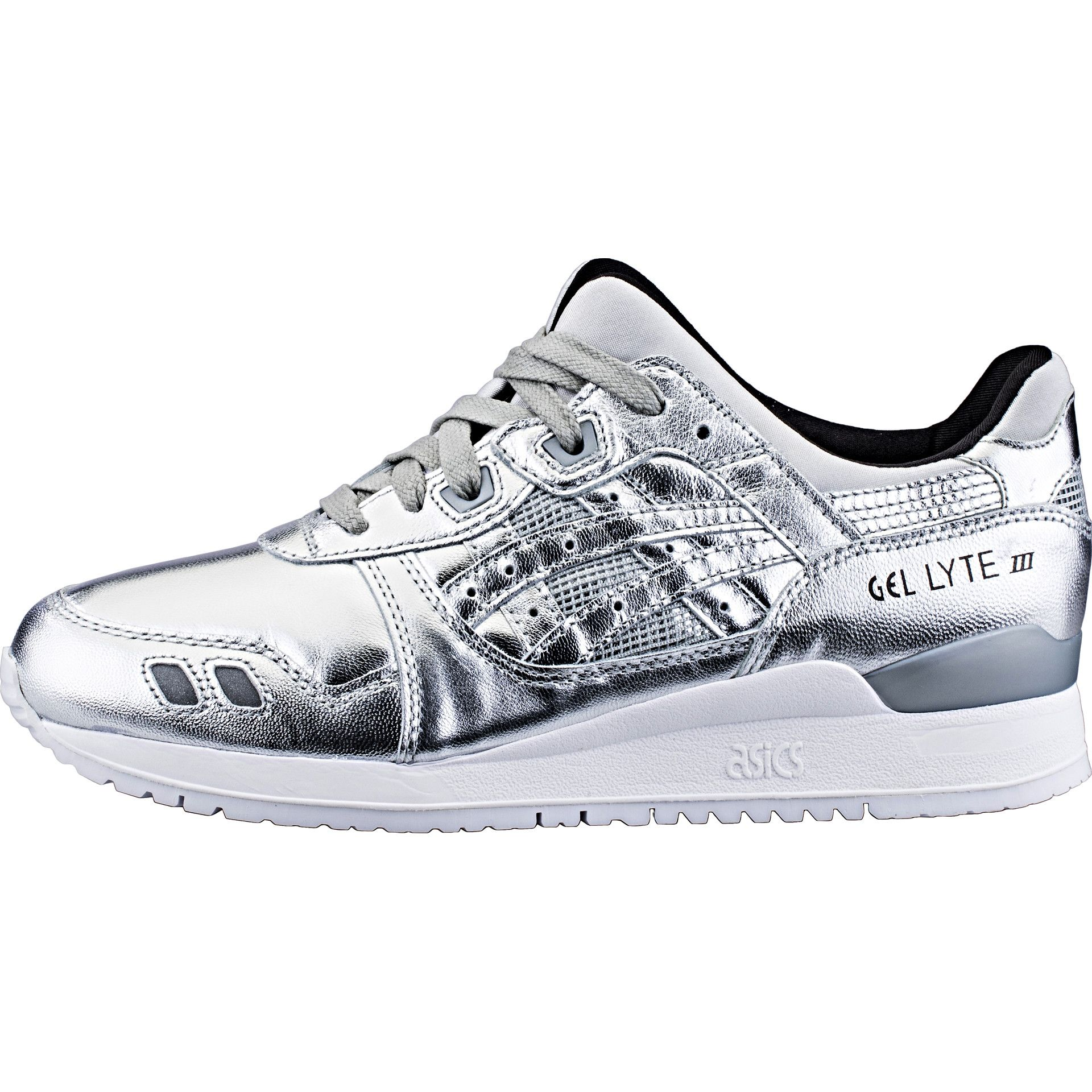 Asics Gel 10817 | Argent Lyte III (Hommes) Champagne Argent | 80e0f3a - swzone.info