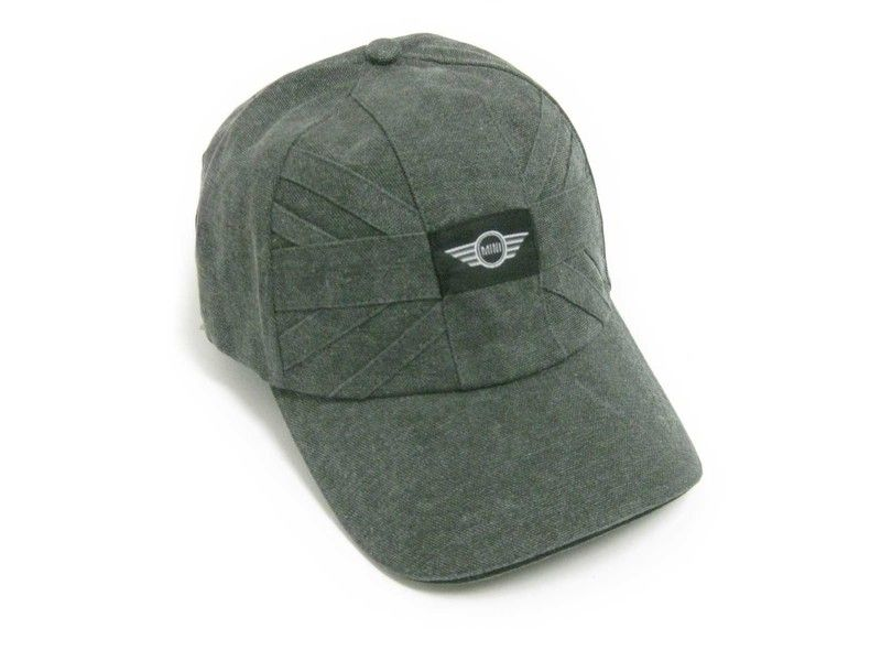 89f0956d09f61 Mini Cooper Gift - Union Jack Hat With Mini Wings Logo