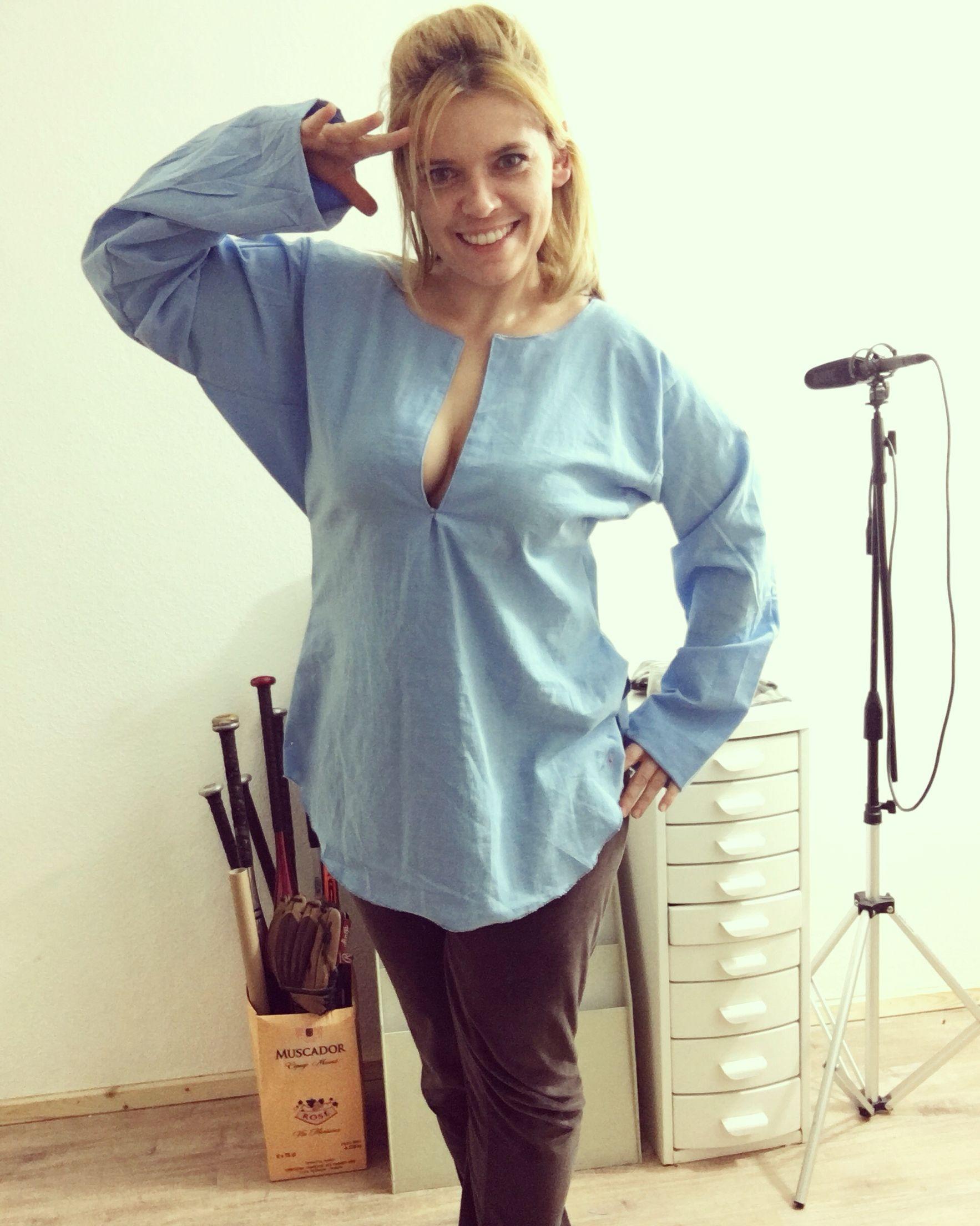 Finished the basic #shirt of #Lagertha #battle #costume of Season 3 ...