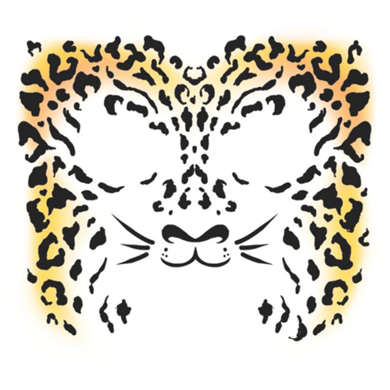 Henna Tattoo Kits Ireland: Tinsley Transfers Cheetah Costume Kits (With Images