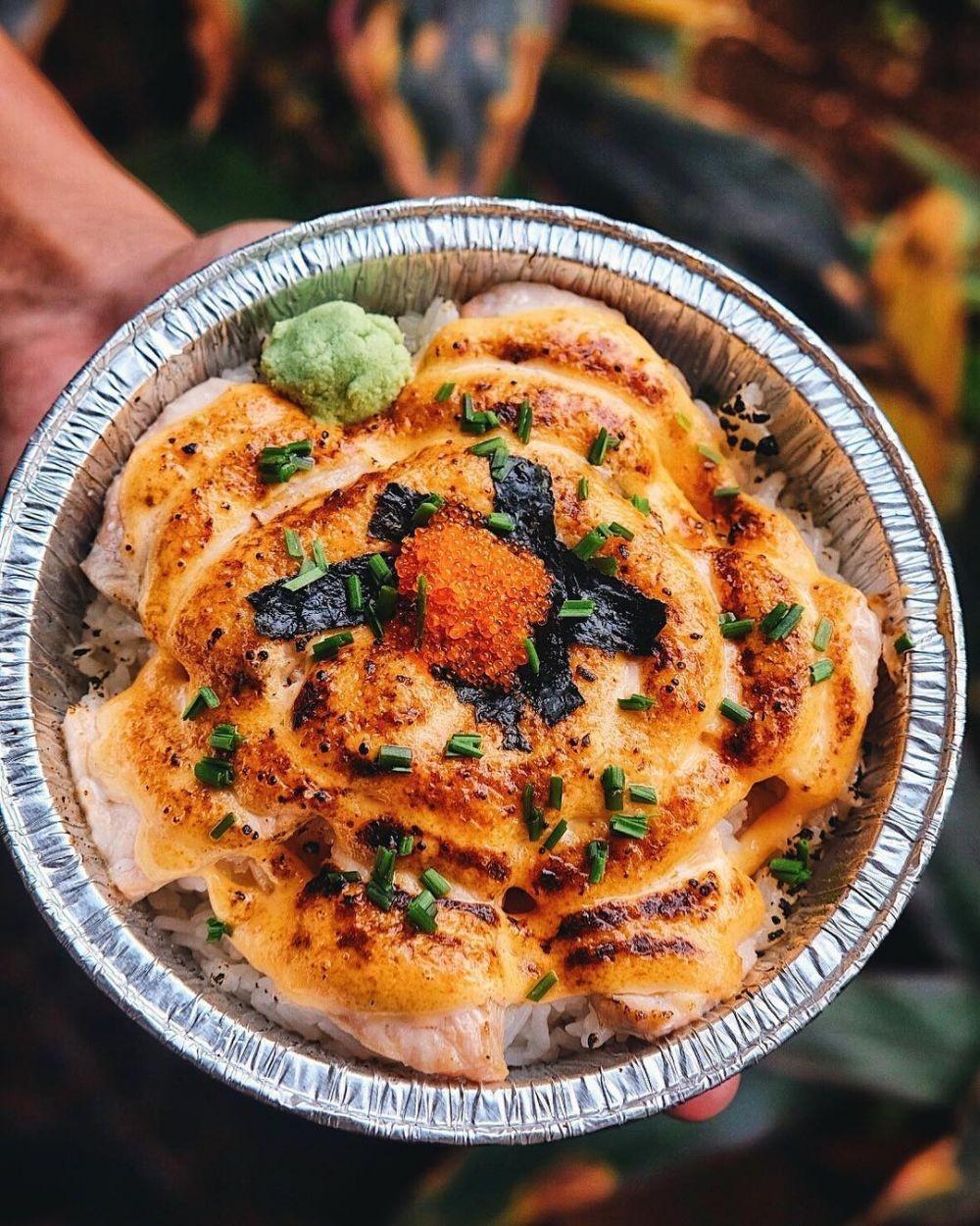 Resep Salmon Mentai Yang Simpel Dan Enak Gak Perlu Ke Kafe Mahal Resep Salmon Makanan Jepang Resep Sushi