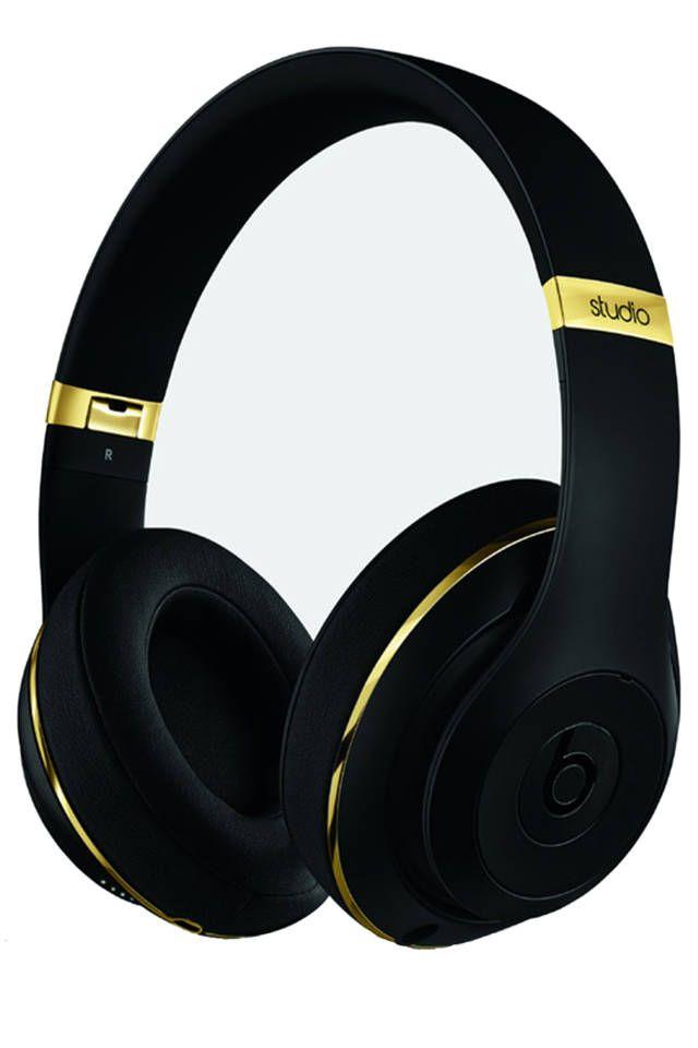 Productos que te demostrarán que el negro es el color más feliz Cute  Headphones eb6dec0ac9