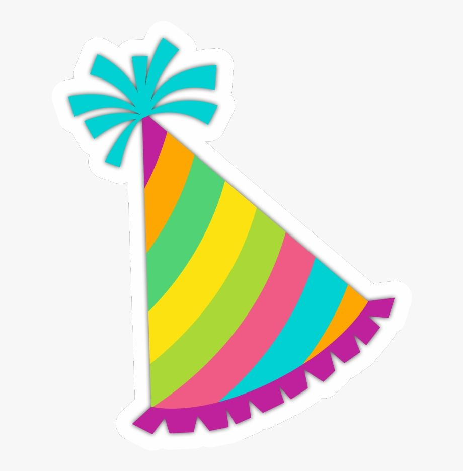 Party Hat Clipart In 2021 Birthday Hat Png Birthday Hat Party Hats