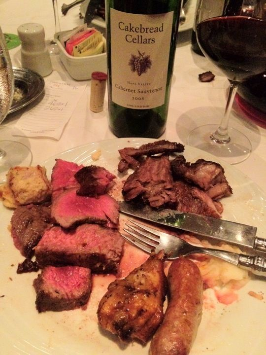 Fogo De Chao In Indianapolis In It S About 50 A Plate But A Great