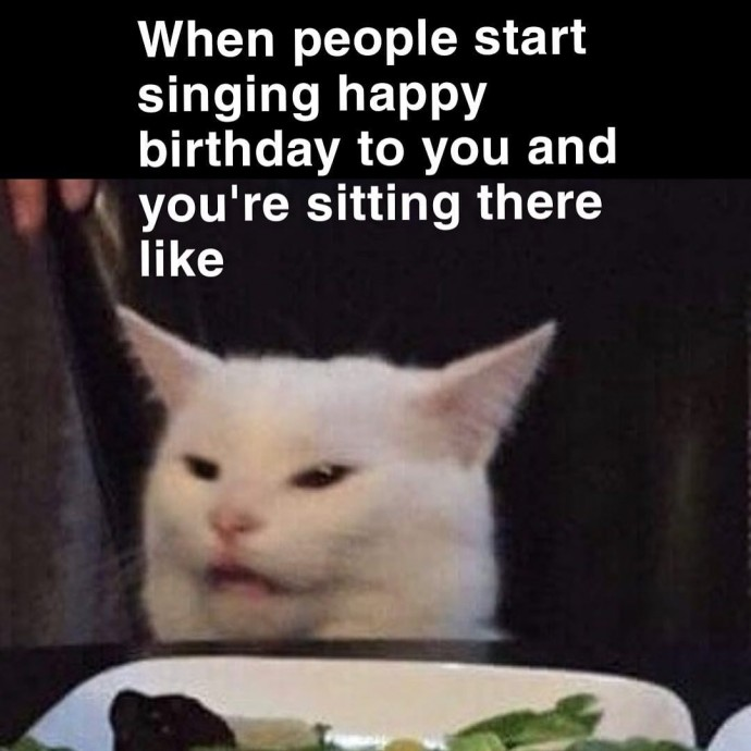 Funny Memes For Her Birthday