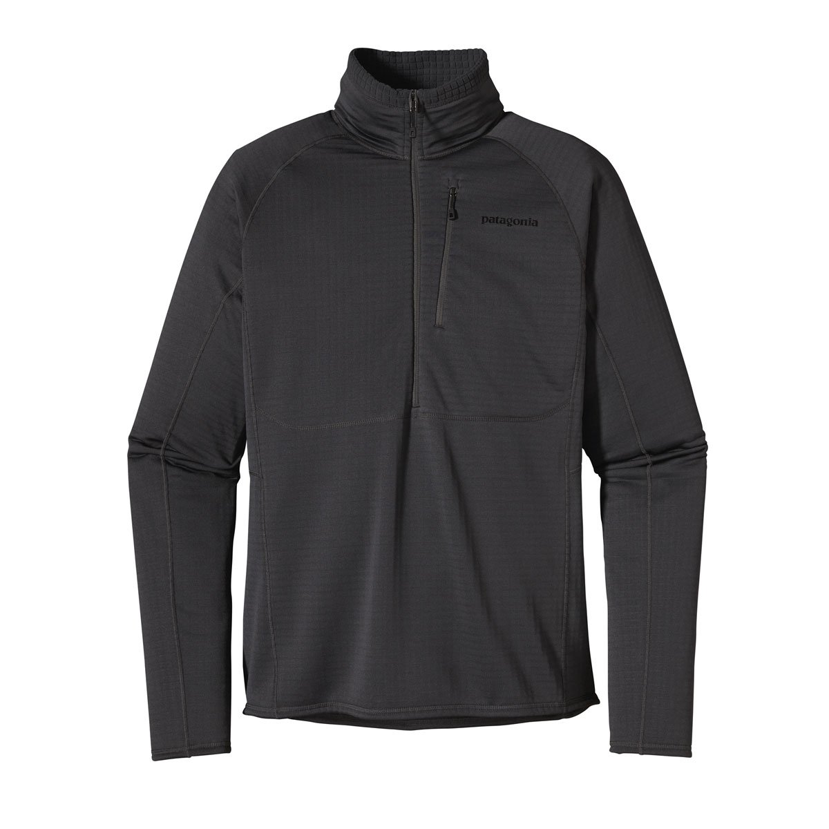Patagonia Men's Forge Grey R1 Pullover