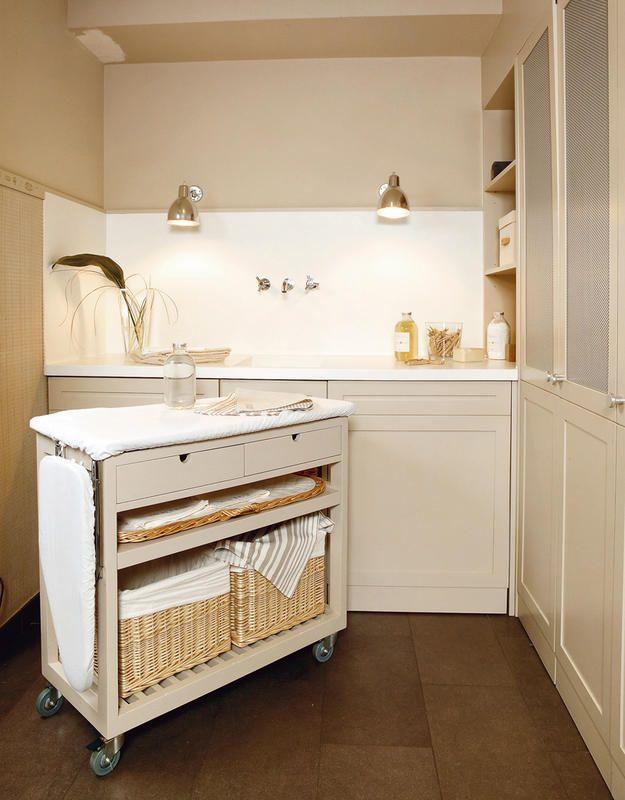 Pr cticos cuartos de lavado y plancha laundry laundry - Cuarto de plancha ...