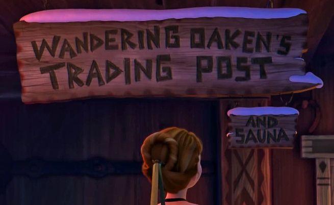 Oaken Frozen Quotes