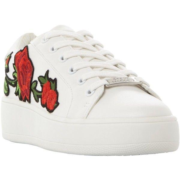 Womens Bertie-p Sneakers Steve Madden w41OLqGln