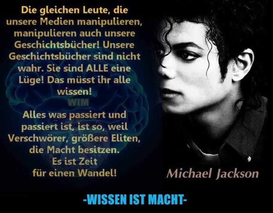 Michael Jackson Sprüche