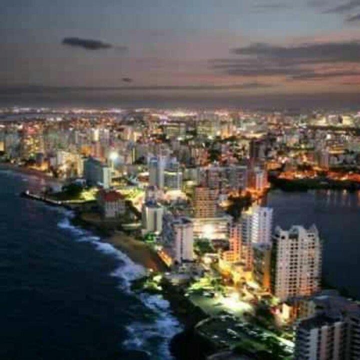 El condado,en Puerto Rico